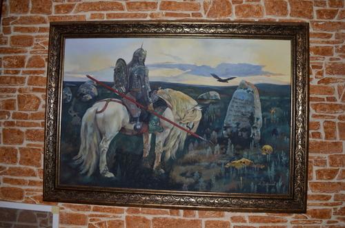 Photo of Витязь на распутье
