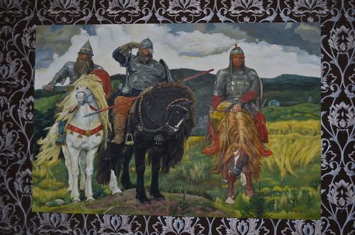 Photo of Богатыри