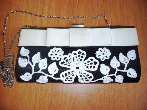 Photo of Для женщины театральный  клатч крючком,  элегантная сумочка для вечеринок